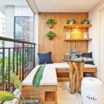 Amazing Gardening Balcony Low Budget 40