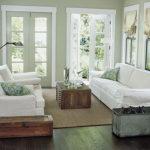 Cozy Green Livingroom Ideas 10