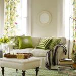 Cozy Green Livingroom Ideas 22