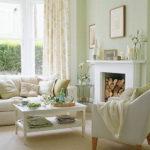 Cozy Green Livingroom Ideas 26