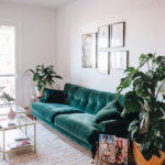 Cozy Green Livingroom Ideas 34