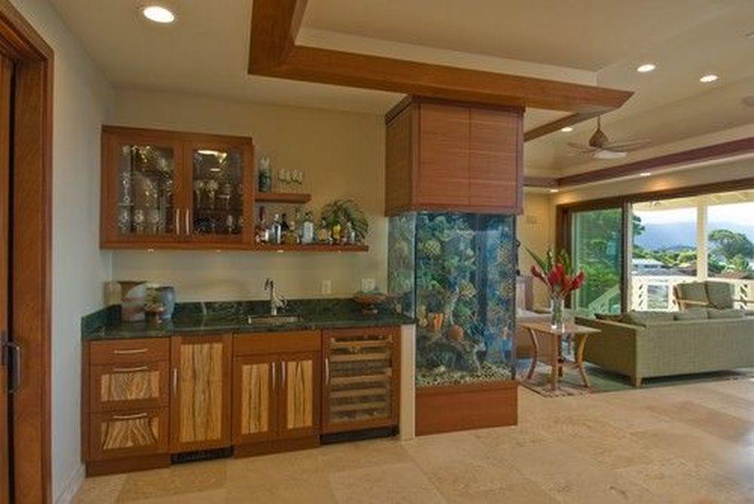 Amazing Aquarium Design Ideas Indoor Decorations 10