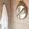 Awesome Country Mirror Bathroom Decor Ideas 47