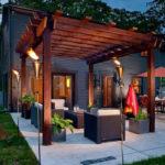 Creative Small Patio Design Ideas 40
