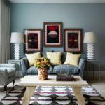Elegant Living Room Colour Ideas 13
