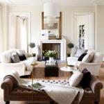 Elegant Living Room Colour Ideas 38