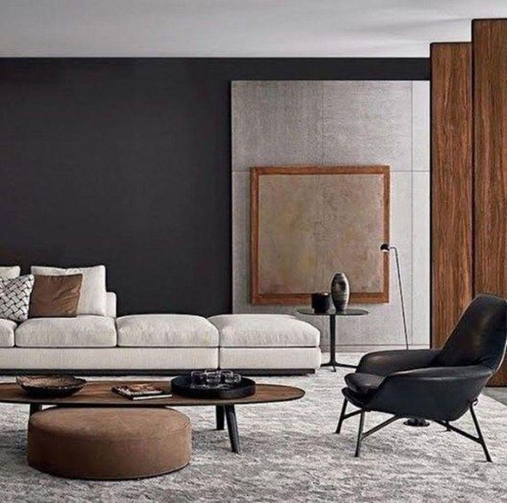 Elegant Living Room Colour Ideas 45