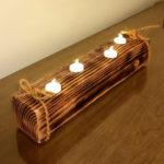 Inspiring Rustic Wooden Decor Ideas 37