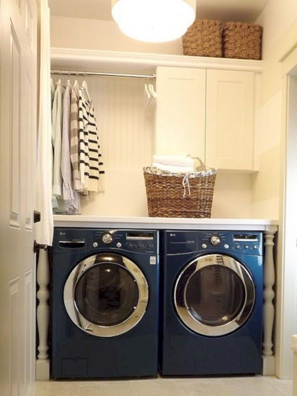 Modern Bat Remodel Laundry Room Ideas 03