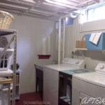 Modern Basement Remodel Laundry Room Ideas 18