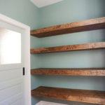 Modern Basement Remodel Laundry Room Ideas 38
