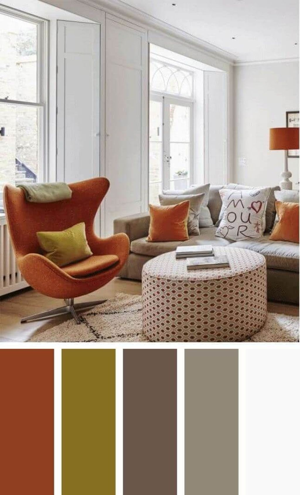41 Inspiring Living Room Color Schemes Ideas Will Make Space ...