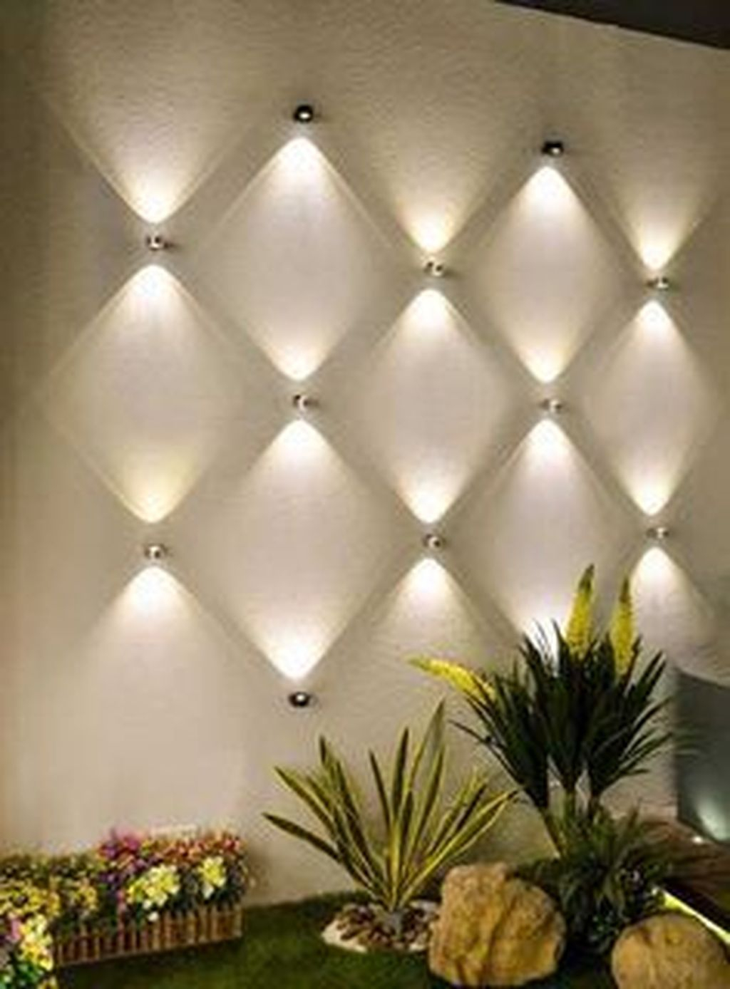 Decorative Lighting Ideas On The Walls Of Your Room21