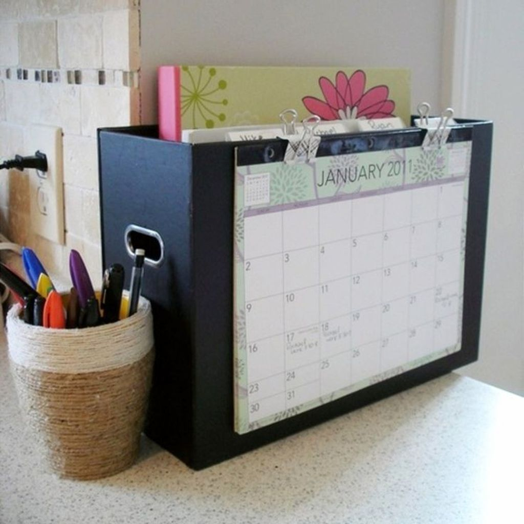 50 Diy Awesome Home Office Organizing Ideas